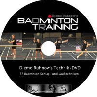 DVD Badminton Technik Clips
